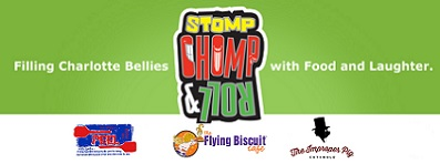 Join Stomp Chomp Roll Team